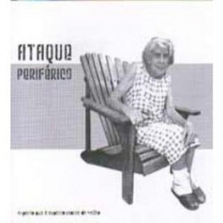 Ataque Periferico - Esperto Que E' Esperto Morre De Velho - CD