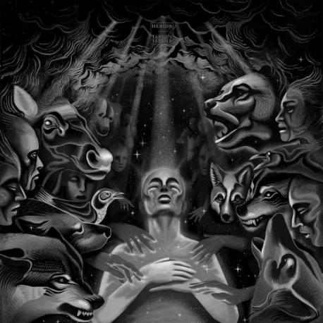 Herïda / Tarsius Tarsier - Split - LP