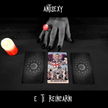 """Antisexy - E Ti Reincarni - 7"""""""