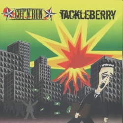 Tackleberry / Cut'n'Run - Split - CD