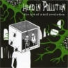 Head In Pollution - The Art Of Mind Revolution - CD