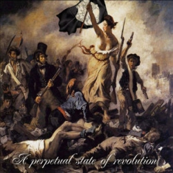 My Own Voice - A Perpetual State Of Revolution - CD