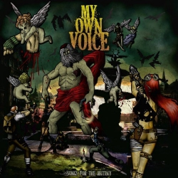 My Own Voice - Songs For The Mutiny - CD