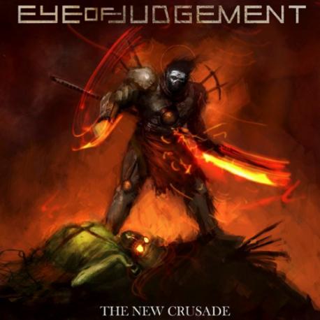 Eye Of Judgement - The New Crusade - CD