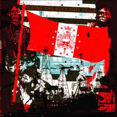 Phoenix Bodies - Raise The Bullshit Flag - CD