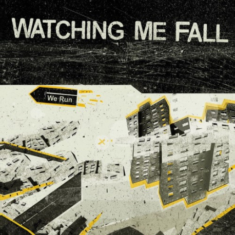 Watching Me Fall - We Run - CD