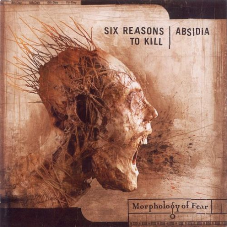 Six Reasons To Kill / Absidia - Split - CD