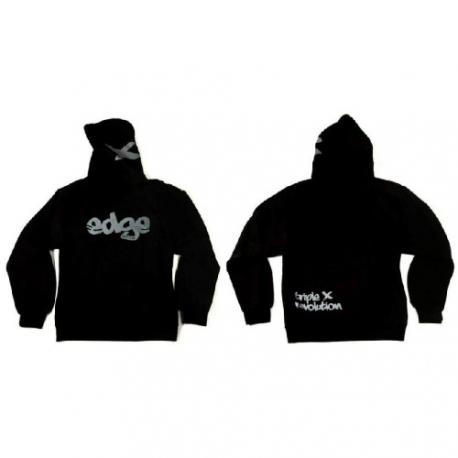 Edge - Triple X Revolution - Hoodie (Rise Clan)