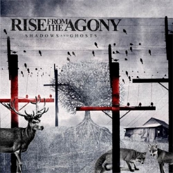 Rise From The Agony - Shadows And Ghosts - CD