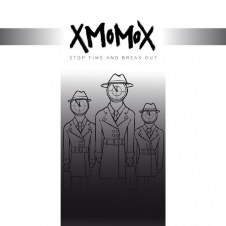 XMomoX - Stop Time And Break Out - 7""