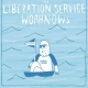 The Liberation Service / Woahnows - Split - 7""