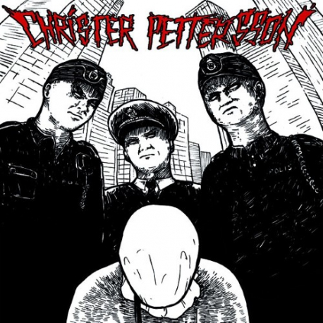 """Christer Pettersson - S/T - 7"""""""