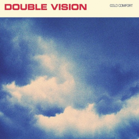 """Double Vision - Cold Comfort - 7"""""""