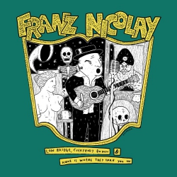 """Franz Nicolay - Double A-Side - 7"""""""