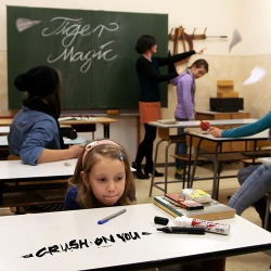 Tiger Magic - Crush On You - LP
