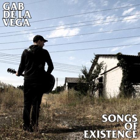 Gab De La Vega - Songs Of Existence - LP