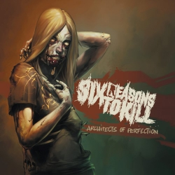 Six Reasons To Kill - Architects Of Perfection - LP