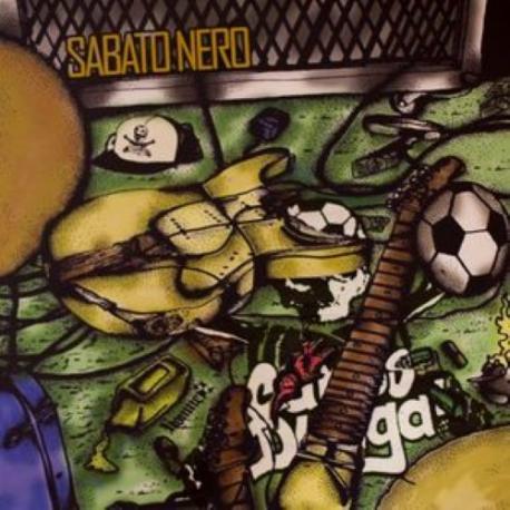 Carlos Dunga - Sabato Nero - LP