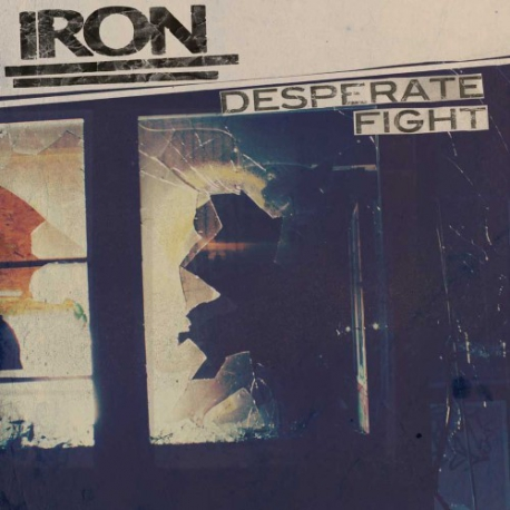 Iron - Desperate Fight - LP