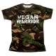 Vegan Warrior - T-Shirt (Rise Clan)