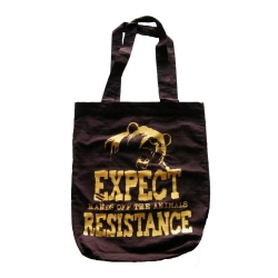Expect Resistance - Tote Bag (Rise Clan)