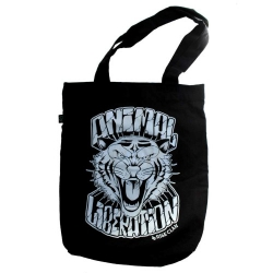 Animal Liberation - Tiger - Tote Bag (Rise Clan)