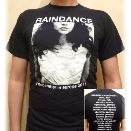 Raindance - A December In Europe - T-Shirt