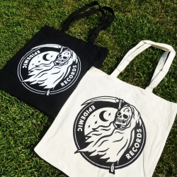 Epidemic Records - Logo - Tote Bag