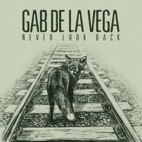 Gab De La Vega - Never Look Back - LP
