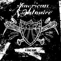"""American Nightmare - 4 Songs Demo - 7"""""""