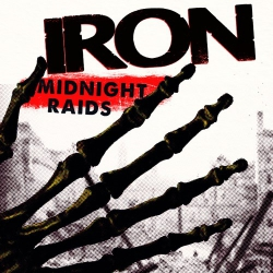 Iron - Midnight Raids - 7""