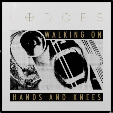 Lodges - Walking On Hands And Knees - LP