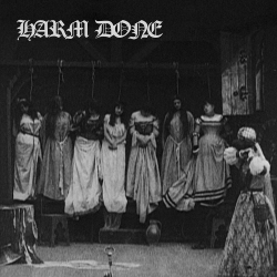 Harm Done - S/T - 7""