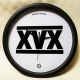 Epidemic Records - XVX (Black) - Wall Clock