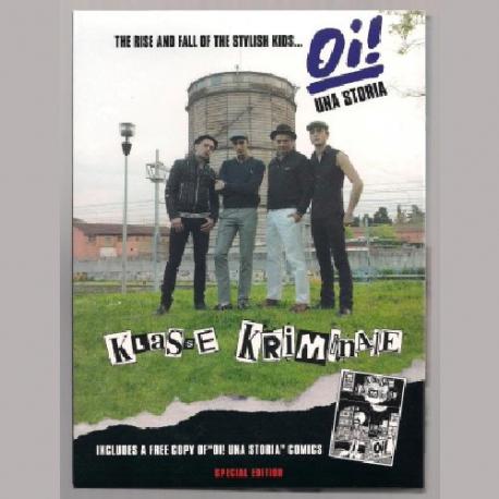 Klasse Kriminale - Oi! Una Storia - Special Edition - CD + Comics