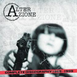 Alter-Azione - Complete Discography - 1995-1999 - CD