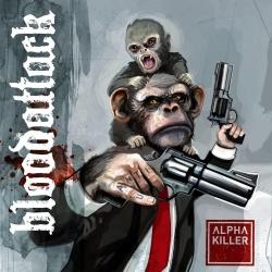 Bloodattack - Alphakiller - LP