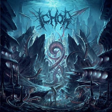 Ichor - Depths - CD