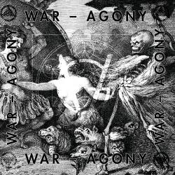 """Grim Vision - War Agony - 7"""""""