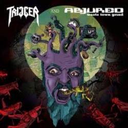 Trigger / Abjured - Split - LP