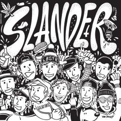 "Slander - The Rush - 12"""