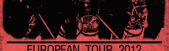 The Smashrooms: European Tour 2012, dates announced!