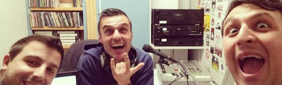 Puntata speciale dedicata ad Epidemic Records su Radio Onda d'Urto (Podcast)