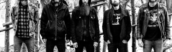 Epidemic Records welcomes Swedish Crust / Metal Punks FREDAG DEN 13:E