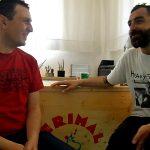 Michele Camorani e Serimal: dal Punk ad un Laboratorio di Serigrafia